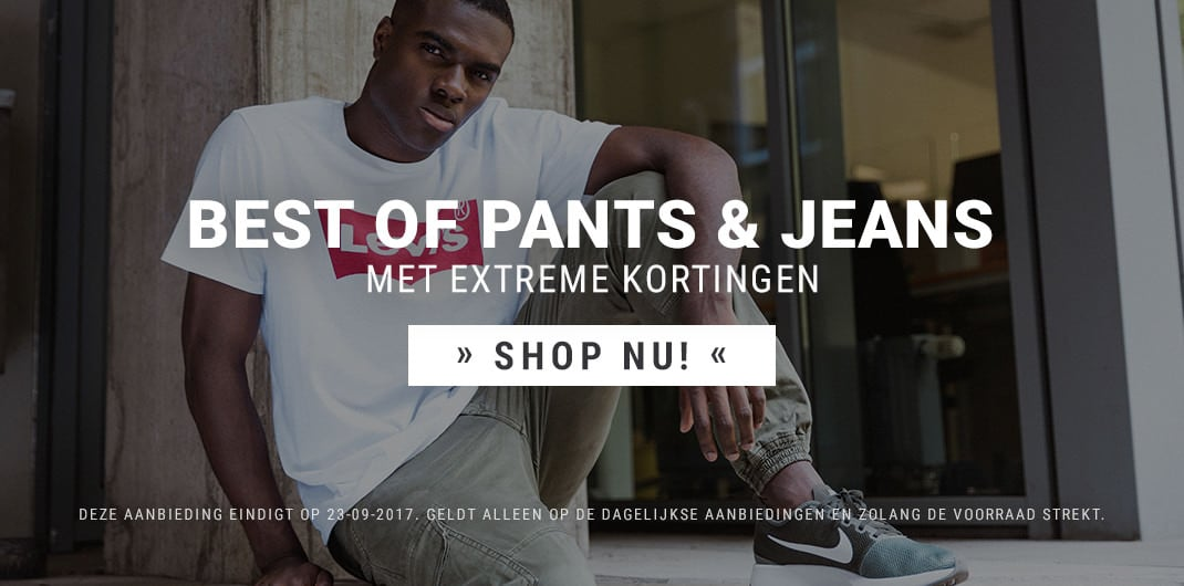Pants & Jeans Sale Uniseks