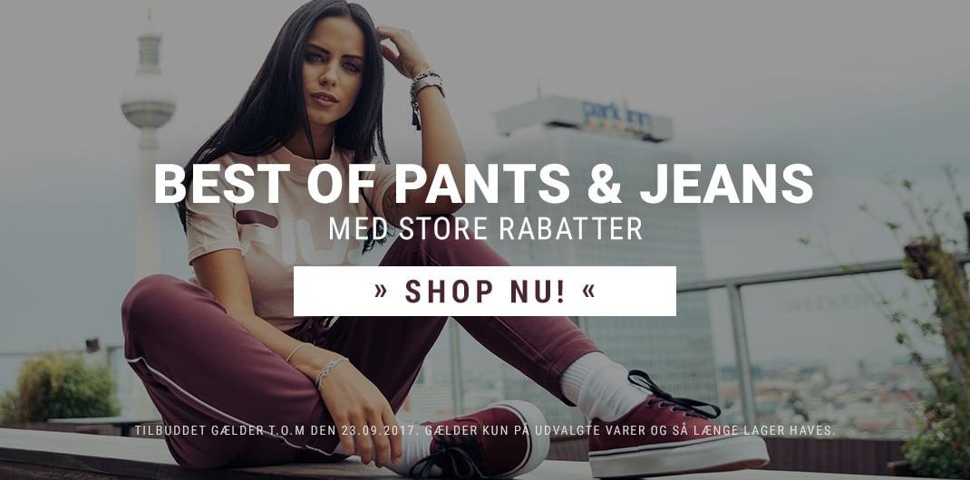 Pants & Jeans Sale Kvinder