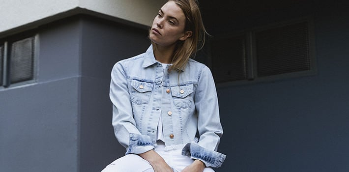 Jeansjacken Frauen