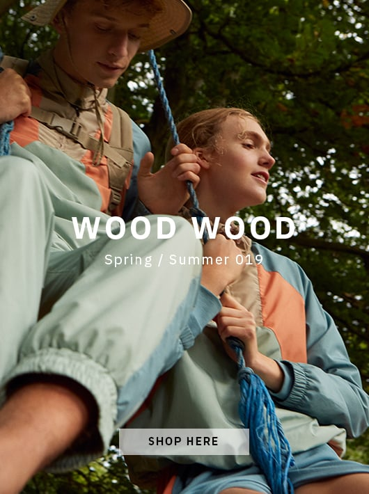Wood Wood - Spring Summer 2019