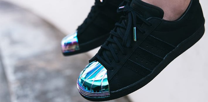 Product of the Week: adidas Superstar im Metallic-Look