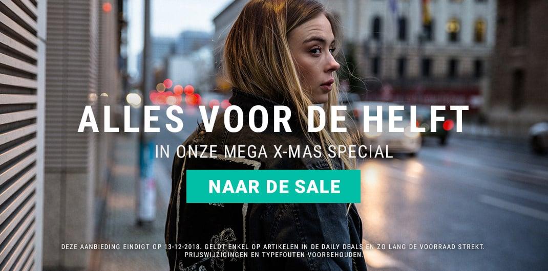 50% sale dames