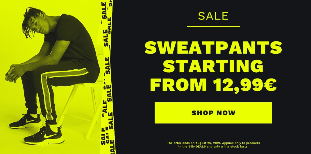 sweat pants sale