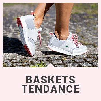 baskets tendance