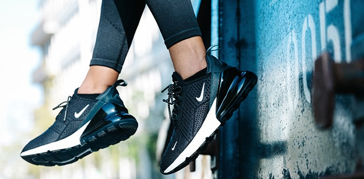 nike air max sneakers frauen