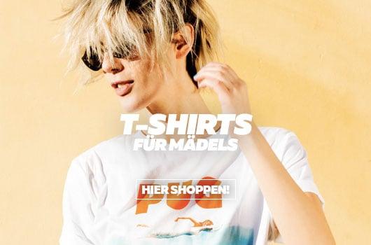 T-Shirts für Mädels