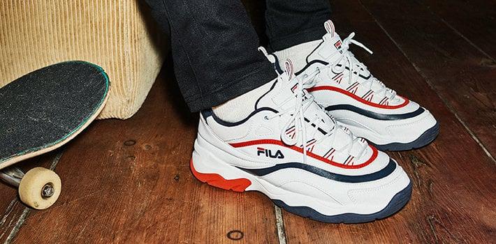 fila sneakers maenner