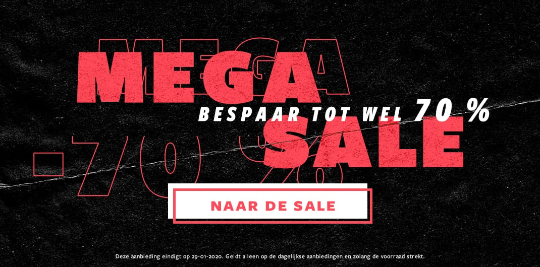 mega sale heren