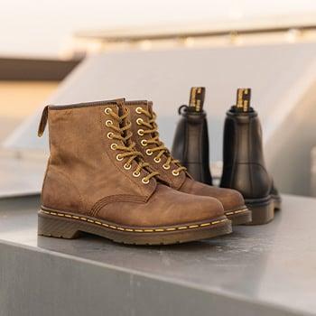 dr. martens boots unisex