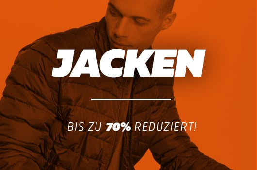 Burner.de - Winterjacken Sale