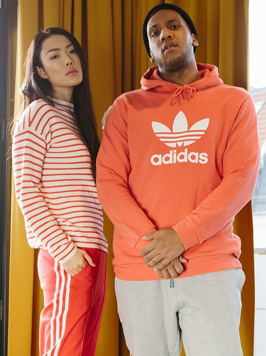 Sporty pullover Unisex