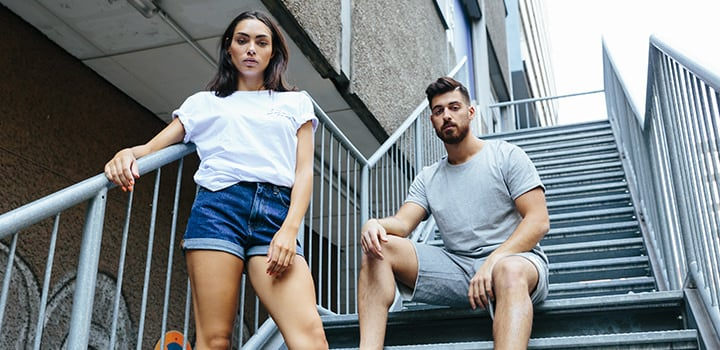 shorts unisex