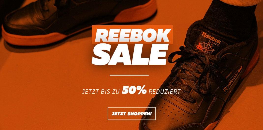 Reebok Sneaker Sale