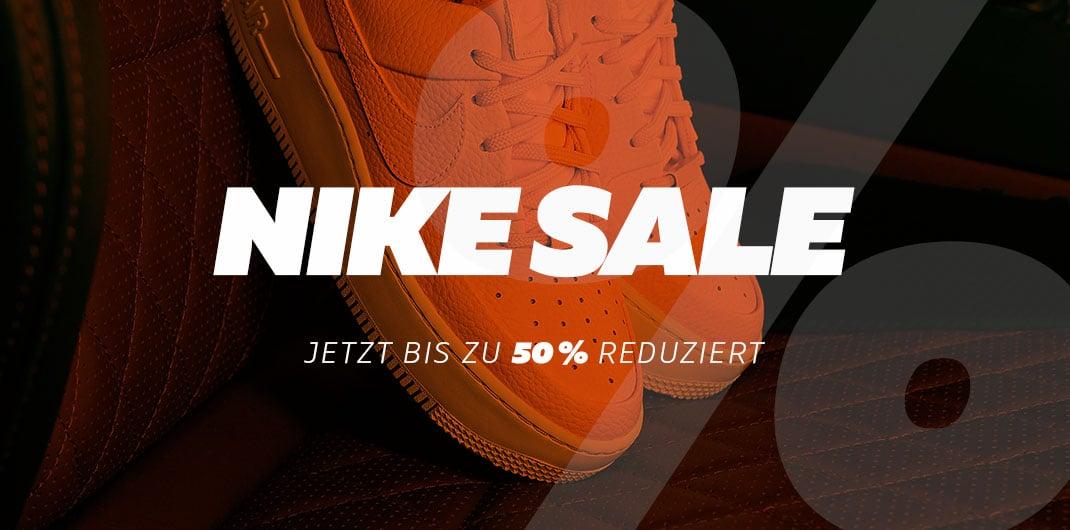 Burner.de - Nike Sale
