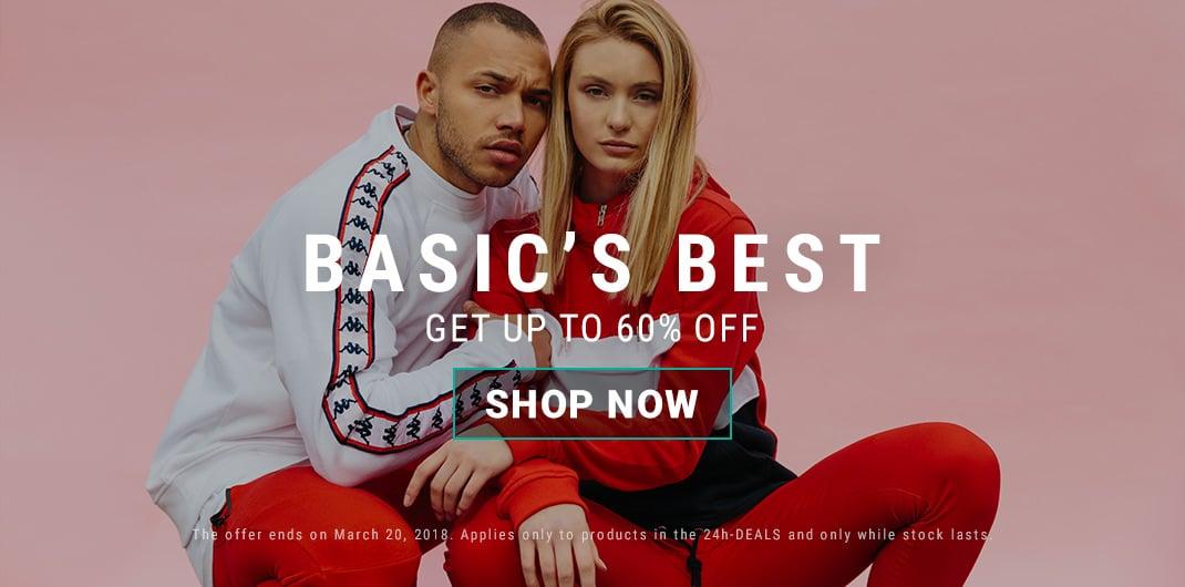 basics sale