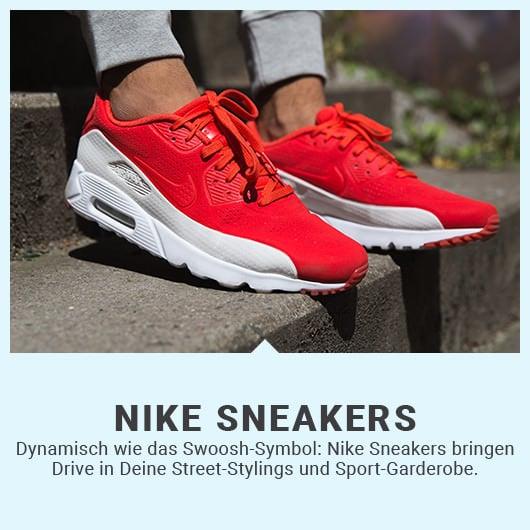 Nike Sneaker Modelle