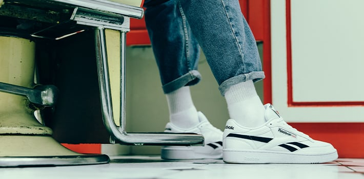 reebok revenge plus sneakers unisex