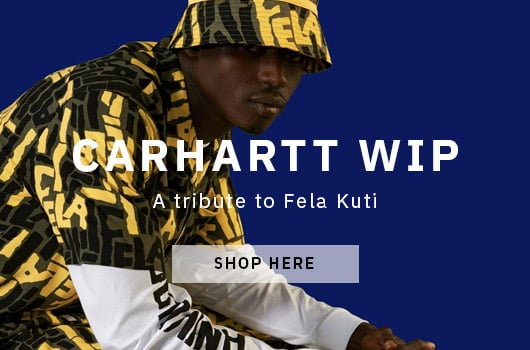 Carhartt WIP - Fela Kuti collection
