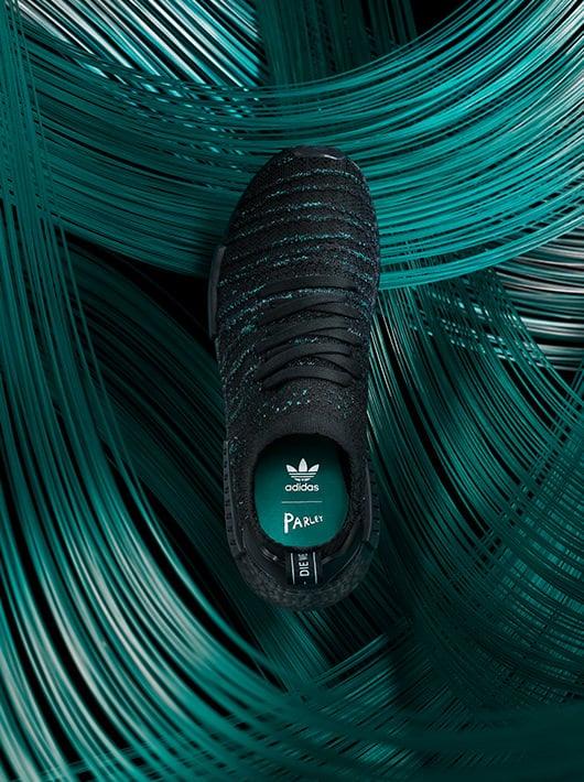 adidas nmd parley sneakers