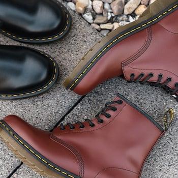 dr. martens boots maenner