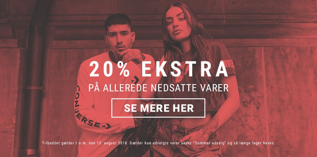 20% ekstra unisex