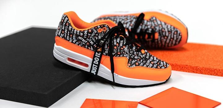 nike air max 1 premium sneakers unisex