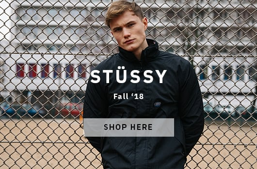 Stüssy Fall 18
