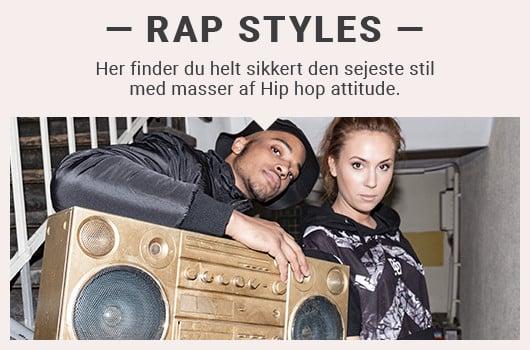 Hip hop tøj trends