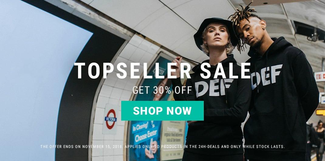 topseller sale