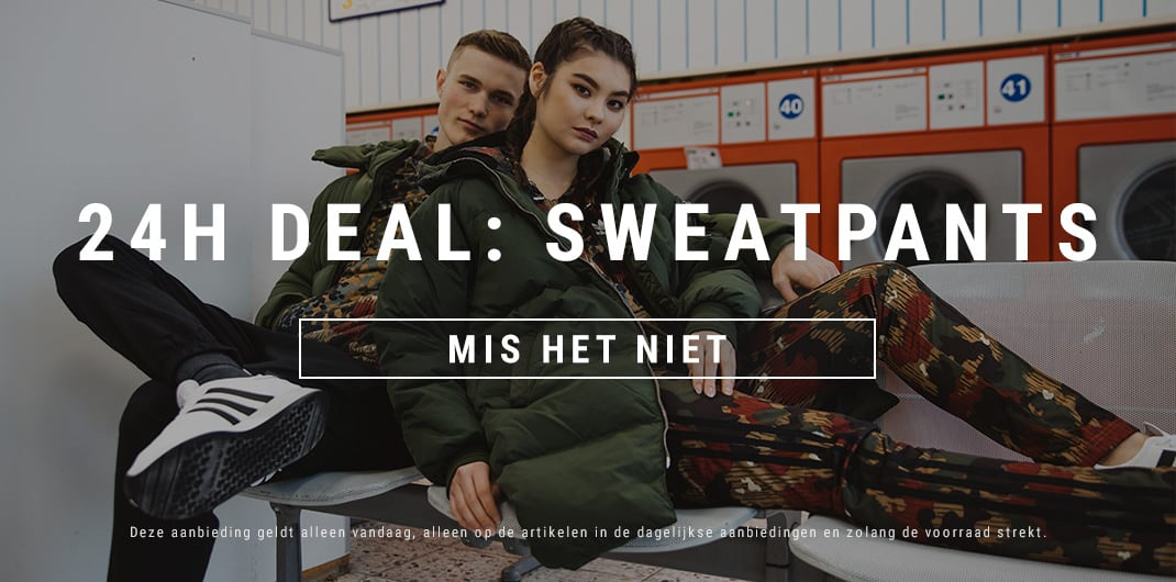 sweatpants sale uniseks