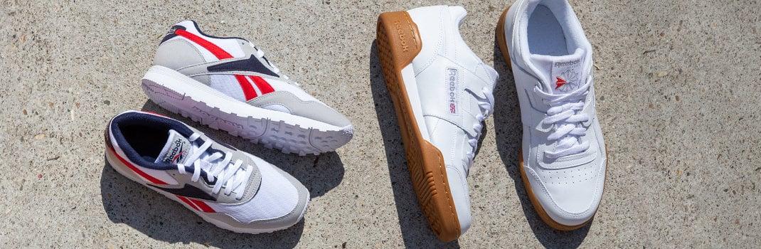 reebok sneakers maenner