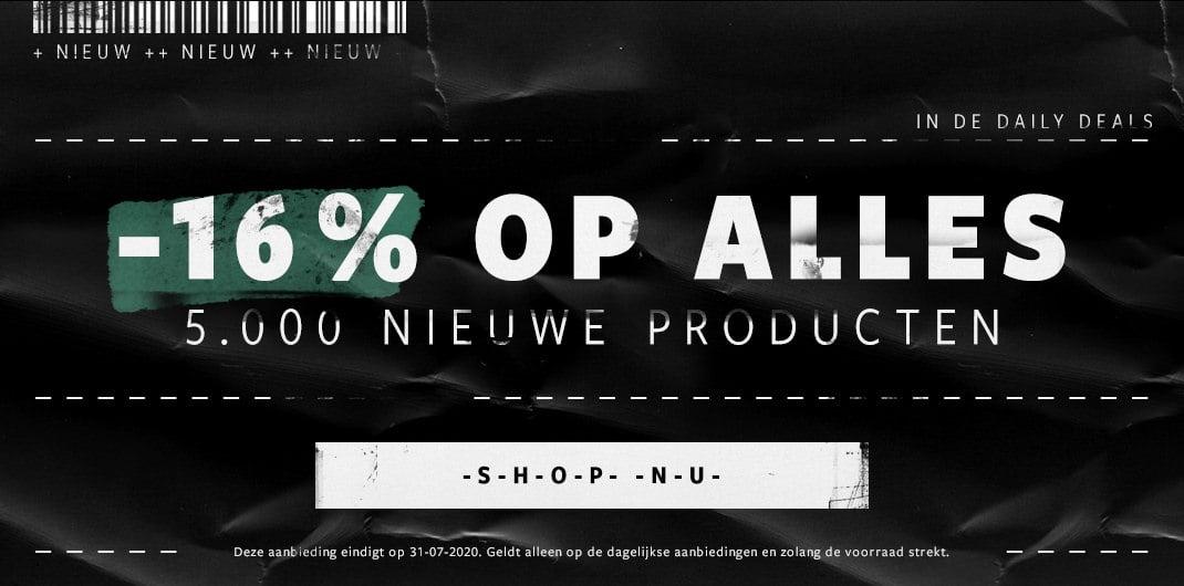 16% off
