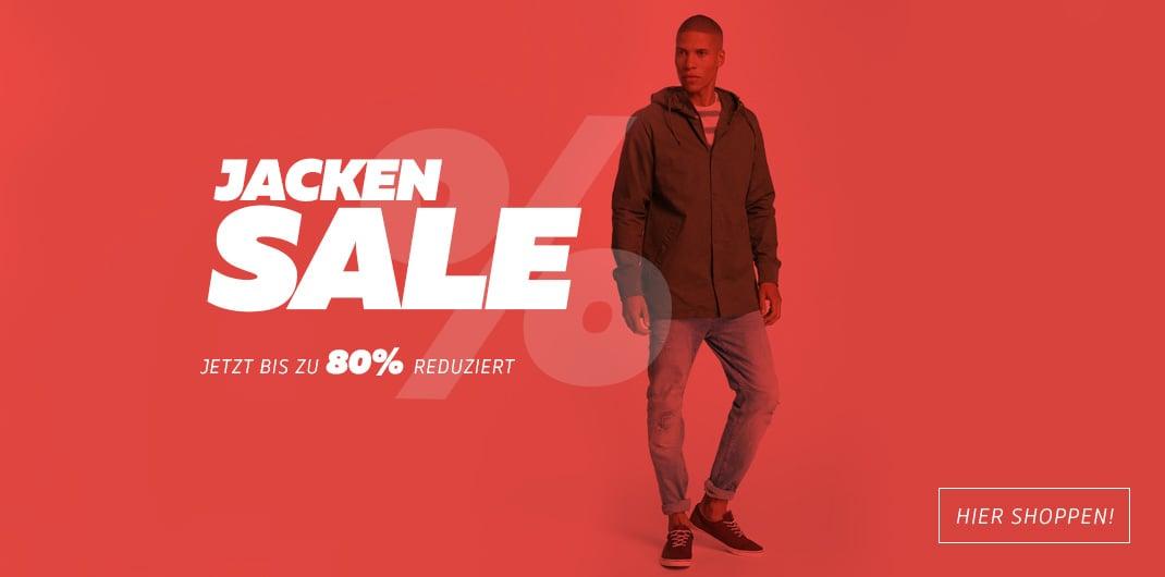 Burner.de - Jacken Sale