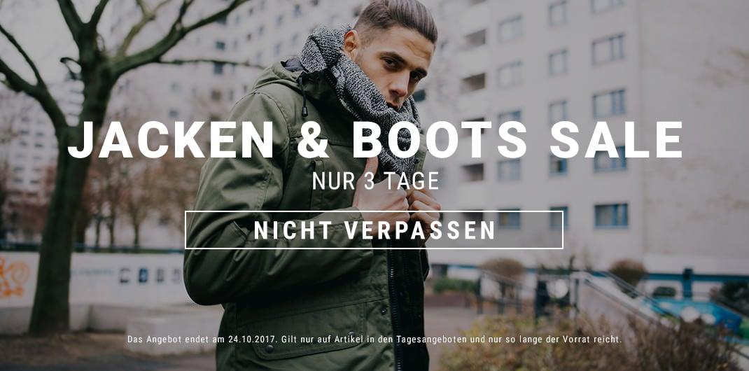 Jacken & Boots Sale Unisex