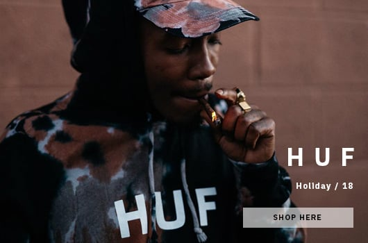 Huf Worldwide - Holiday Collection