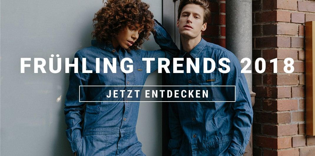 Frühling Trends 2018 Frauen