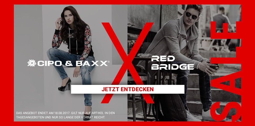 Cipo&Baxx & RedBridge Sale Männer
