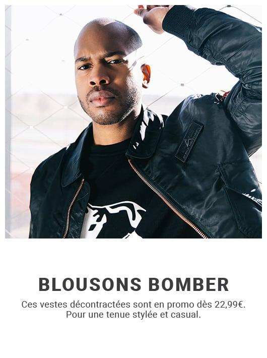 Blousons Bomber