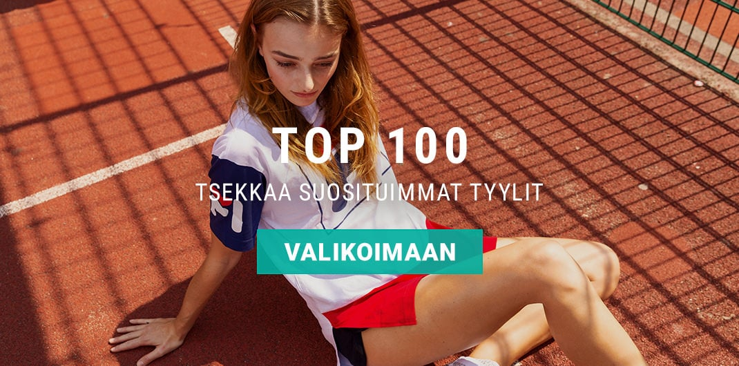 top 100 naiset