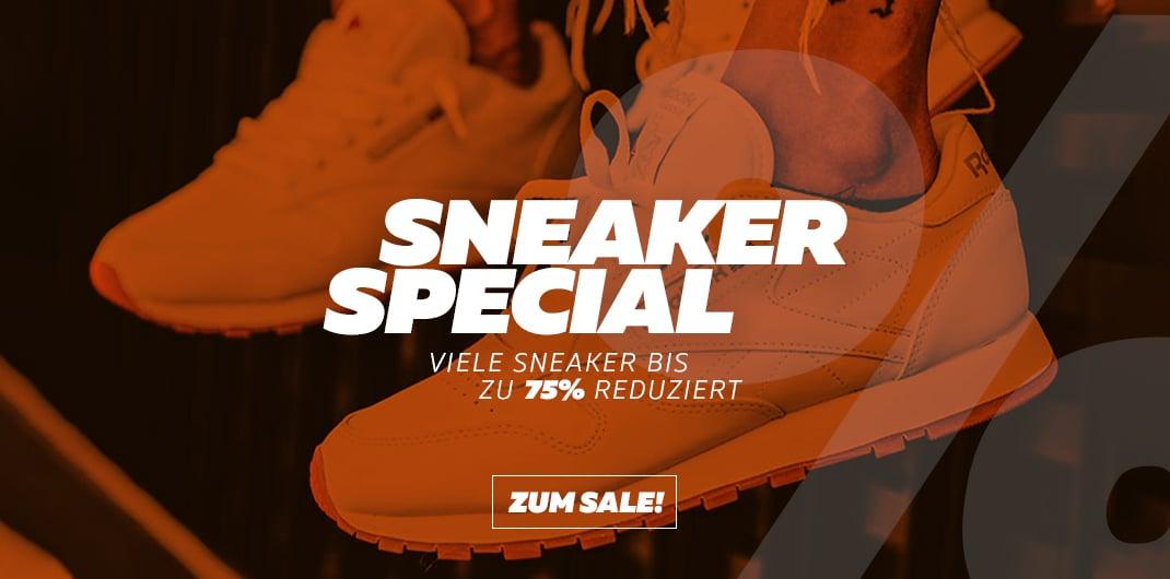 Burner.de - Sneaker Special