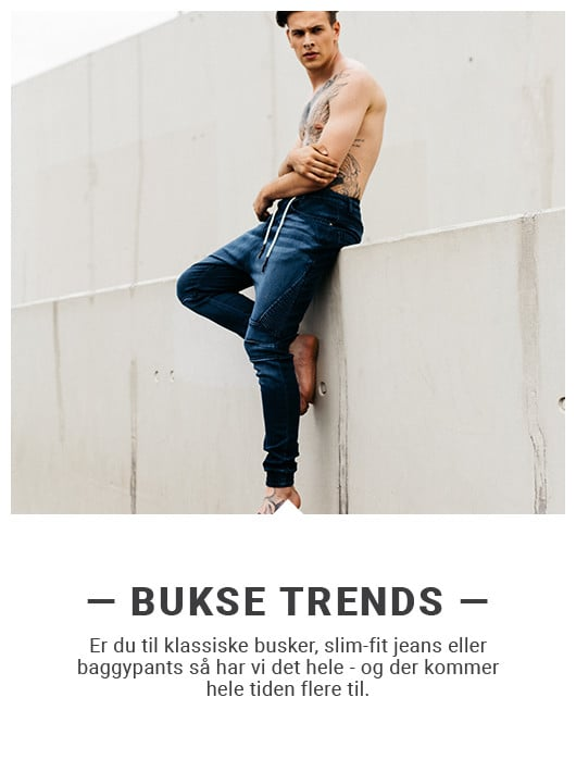 Bukse trends