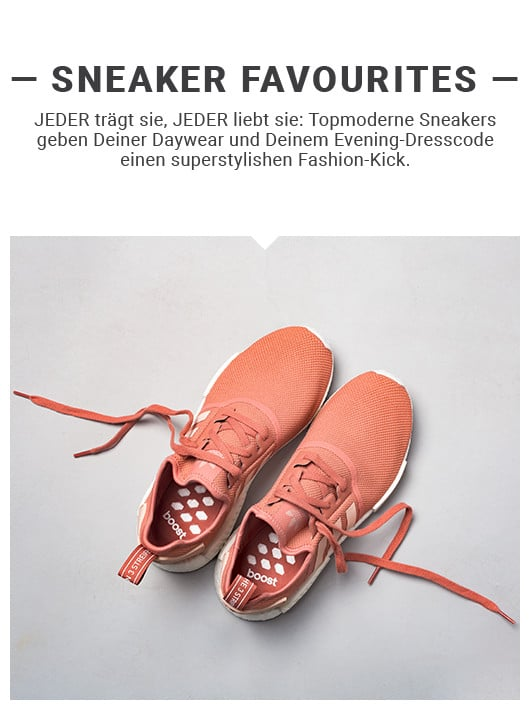 Sneaker Favoriten