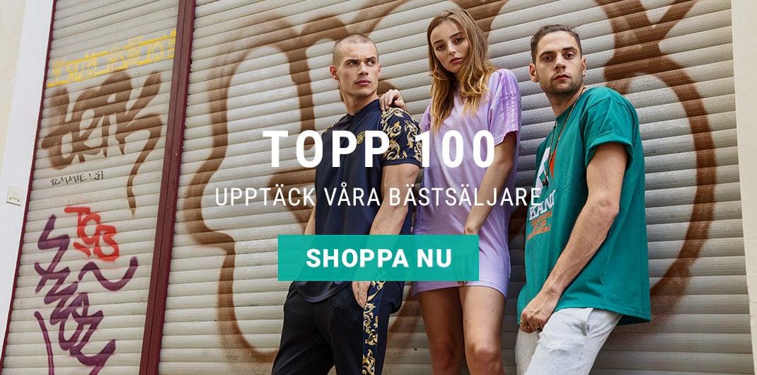 topp 100 unisex