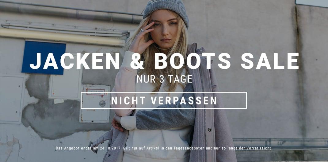 Jacken & Boots Sale Frauen