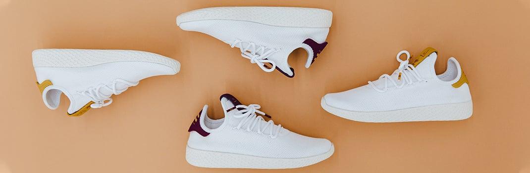 adidas pw tennis hu sneakers frauen