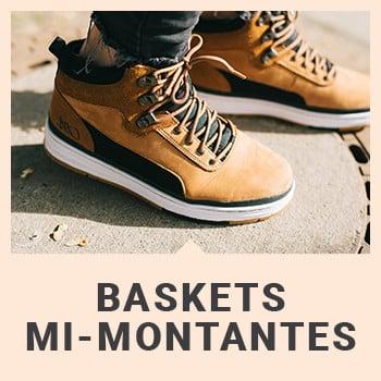 Baskets mi-montantes