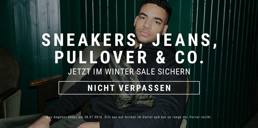 Winter Sale Männer