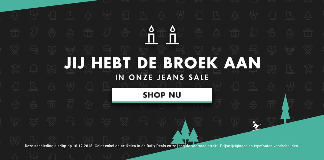 Jeans Sale Uniseks