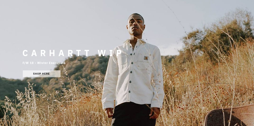 Carhartt Wip - Winter Essentials