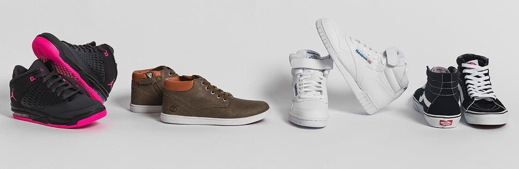 frauen high top sneakers